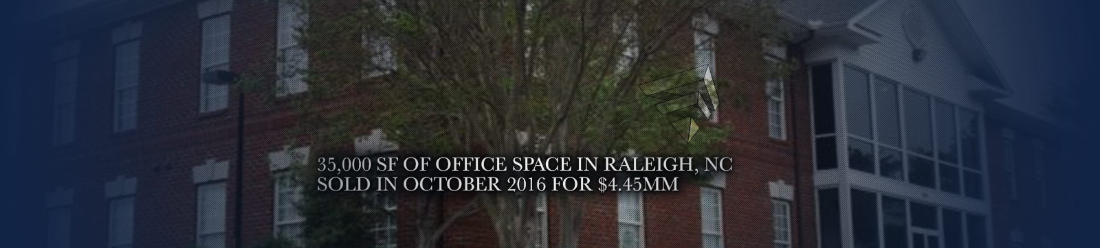 35,000 SF Office Space in Raleigh, NC